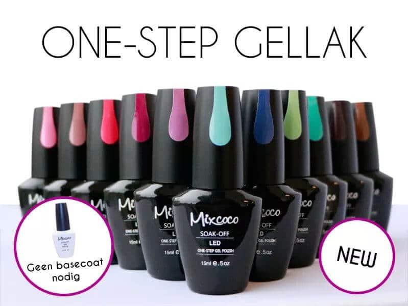Manicure - Gellak - Ontspan Me