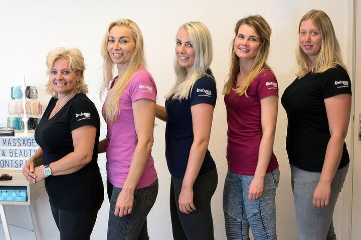 Team van Massagepraktijk Ontspan Me