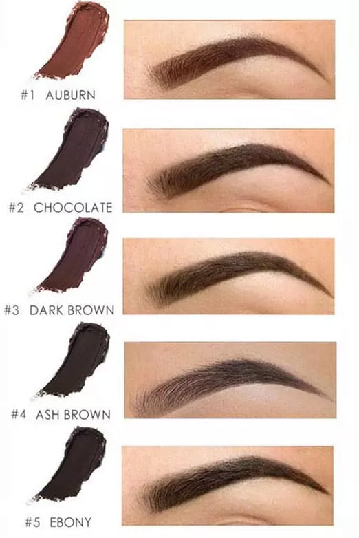 Microblading / Permanente Make-up | Kleuren